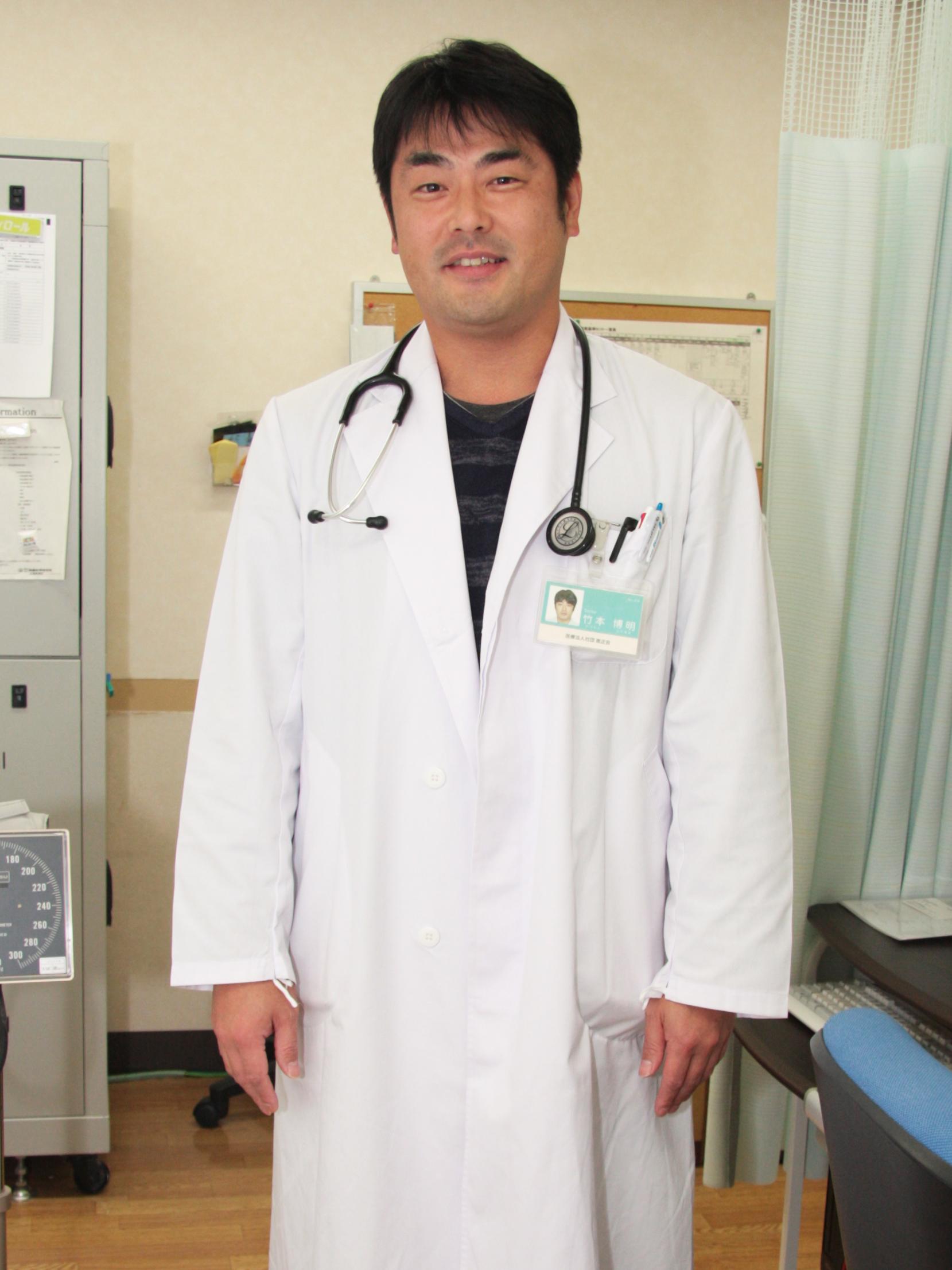 竹本博明先生